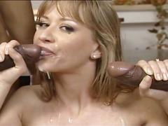 anal, blondes, interracial,