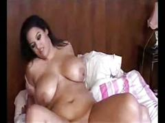Horny french chubby girl
