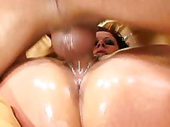 Gianna michaels - oil for fun