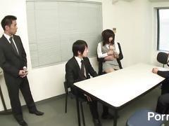 Shinnyu shain no oshigoto vol 11 - scene 1