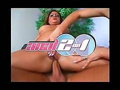 Anal 2 on 1