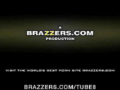 Brazzer - teen helping his neigh-boor in carwash turns hot and horny
