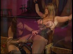 Hottie with an amazing rack & booty picked by a hot mistress