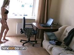Hidden cam in my gfs room 1