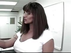 I am pierced - busty mild korina pierced tits and pussy