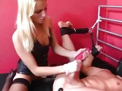 Slave gets his ass used