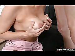hardcore, blowjob, mom, oral, cumshot, big tits