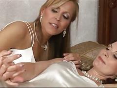 Lesbian brides magdalene & nicole moore jk1690