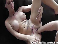 Intense fist fucking orgasms