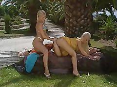 Sammy jayne and her hardcore harem - julianne and monica sweet