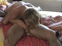 Homemade amateur couple