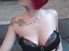 Neues video! striptease nylons und higheels