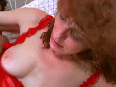 Redhead mature fucking