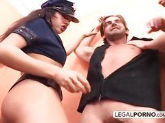 Big cock fucking 2 sexy girls wk-3-04