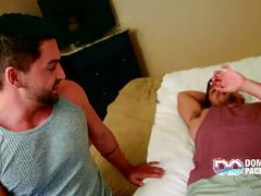 Dominic helps his married buddy: dominic pacifico
