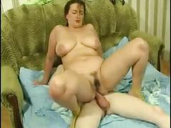 Mom anal part 1