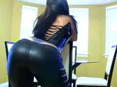 Hot ass leggings joi