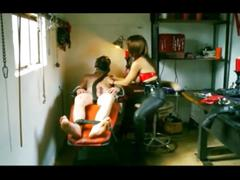 Slave tease and tortured by hot mistress