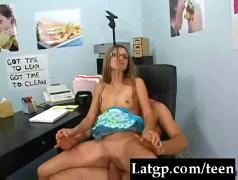 Taw-get-on-your-knees-and-suck-for-a-job! clip4