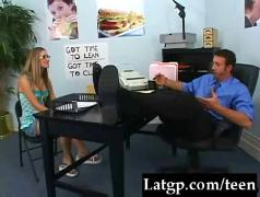 Taw-get-on-your-knees-and-suck-for-a-job! clip0