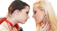 Vega vixen and georgia jones lesbian sex
