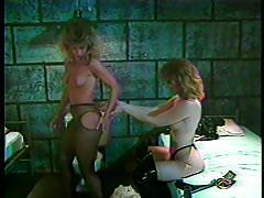 milf, blonde, lesbians, retro, prison, classic, pantyhose, vintage, pussy licking, roleplay, bars, classics of porn, susanna reagan, alex jordan