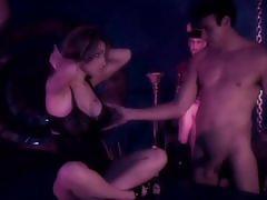 hardcore, blowjob, tube8.com, brunette, caged, pierced pussy, doggy style, shaved, heels, bondage, group, jerking off, blonde, big tits, cum on ass