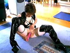 German fetish girl private vid 2