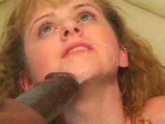 Teen daughter brutally fucked