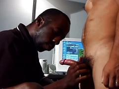 Hardcore interracial ass fucking
