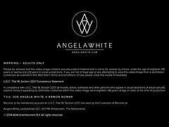Busty aussie angela white in pov fuck