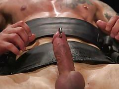This piercing on his cock definitely adds a thrill while fucking