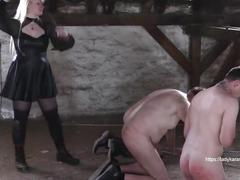 Extreme punishment  - watch full clip at ladykarame.net