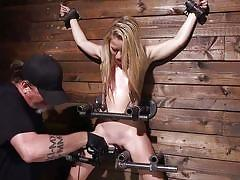 Lilly ford device bondage lesson in control