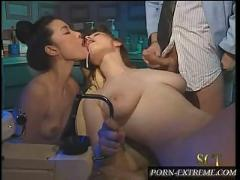 hardcore, blowjob, threesome