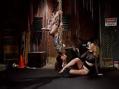 Rocky emerson gets punished by her new lesbian lover