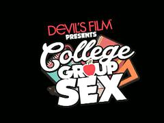 College group sex