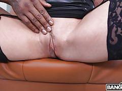 The most big black dick katie morgan ever tried