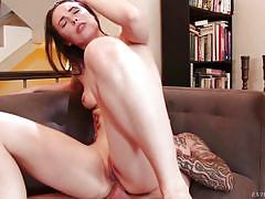 Casey calvert keeps switching cocks and positions