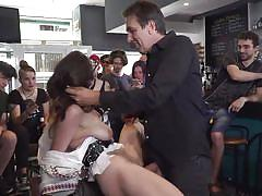 Public fuck with zenda sexy