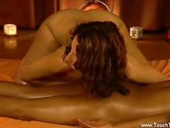 Erotic lesbian massage wow