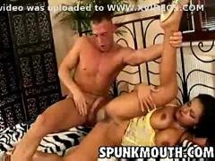 Cory everson blowjob & fucking
