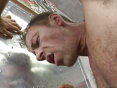 She only likes it rough @ rocco's perfect slaves #03
