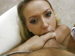 blonde, babe, deepthroat, shaved, blowjob, pov, fuck from behind, rocco siffredi, fame digital, roxy xxxx, rocco siffredi