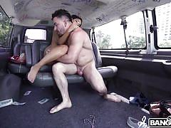 The bang bus is rocking thanks to this sexy babe