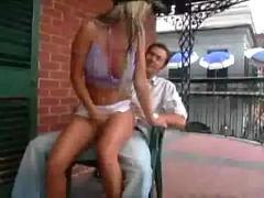 anal, blonde, public