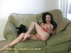 dildo, milf, brunette, skinny, amateur, vibrator, masturbation, shaved-pussy, webcam, big-tits, cougar, dirty-talk, joi, big-boobs, candace, cam-porn
