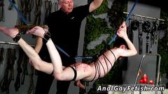 Hunk anal amateur videos free and gay sex bondage gear the scanty twink is draping there