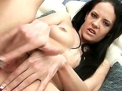 Finger fucking nubile
