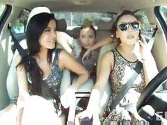 3 hermosas chicas rusas que los dejaran a locos